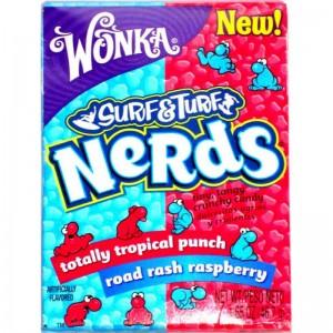 Wonka Nerds Surf n Turf 46.7g |