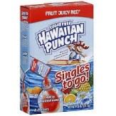 Hawaiian Punch 8 pack Fruit Juicy Red