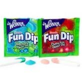 Wonka Fun Dips 14.1g x4