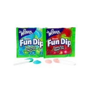 Wonka Fun Dips 14.1g x4 |