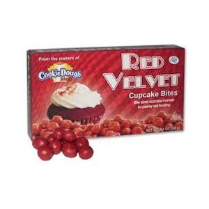 Cookie Dough Bites- Red Velvet 88g  |