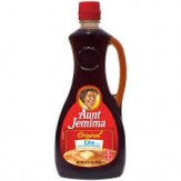 Aunt Jemima Lite Maple Syrup 710ml