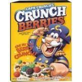 Cap'n Crunch- Crunch Berries- 370g