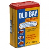 Old Bay Seasoning (30% less sodium) 74g
