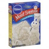 Pillsbury Moist Supreme Premium  Cake Mix -Classice White 432g