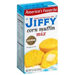 Jiffy Corn Muffin Mix 240g |