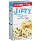Jiffy Blueberry Muffin Mix 198g