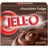 Jell-O Instant Pudding & Pie Filling 110g Chocolate