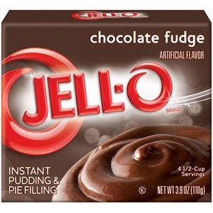 Jell-O Instant Pudding & Pie Filling 110g Chocolate  |