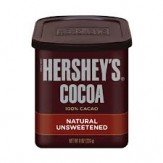 HERSHEY'S COCOA NATURAL UNSWEETENED 225g