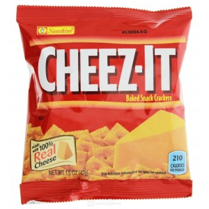 Cheez-It Crackers 42g |