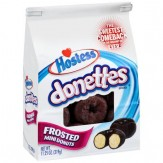 Hostess Chocolate Donettes 319g DATED
