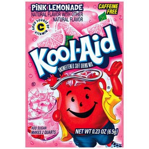 Koolaid - Pink Lemonade  |