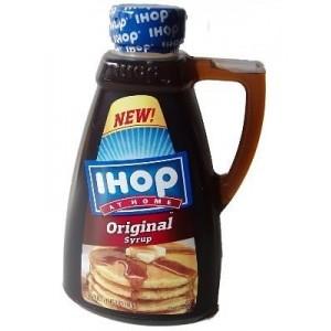 IHOP Original Maple Flavoured Pancake Syrup 710ml  