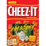 Cheez-It Crackers- Hot & Spicy 351g