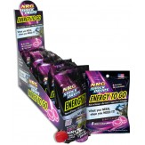 NRG Shock Drops SUGAR FREE Energy Candy -Berry Dated