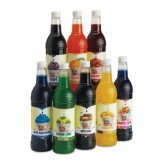 Shaved Ice Syrup 750ml - Cherry