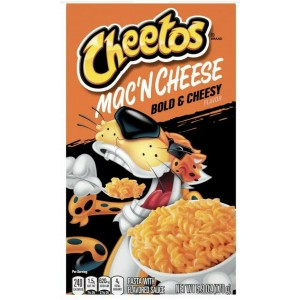 Cheetos Mac n Cheese bold & cheesy 170g  |