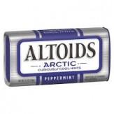 Altoids Arctic Mints- Peppermint  34g