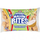 Kraft Jet-puffed Toasted Coconut Mallow Bites  226g