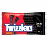 Twizzlers Twists- Licorice 453g