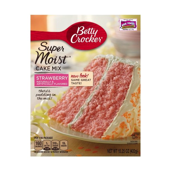 Buy Betty Crocker Cake Mix In Bulk