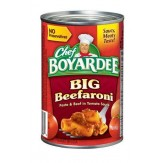 Chef Boyardee Big Beefaroni 418g