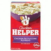 Chicken Helper- Chicken Fettuccine Alfredo 246g