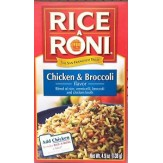 Rice A Roni- Chicken & Broccoli 138g