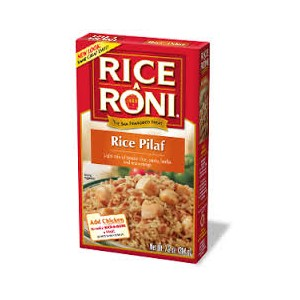 Rice A Roni-Rice Pilaf 204g |