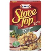 Stove Top Stuffing Mix 170g- Traditional Sage
