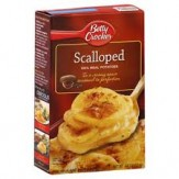 Betty Crocker potatoes-Scalloped 133g