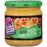 Taco Bell Salsa Con Queso Mild 425g
