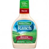 Hidden Valley Ranch Dressing Bacon 709 ml SHORT DATED