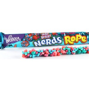 Nerds Rope Candy Packs - 24 Ct. Case