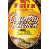 Country Kitchen Butter Syrup 1.06l