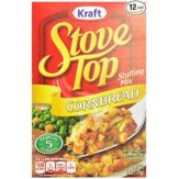 Stove Top Stuffing Mix -Cornbread 170g