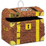 Pirate Treasure Chest Pinata