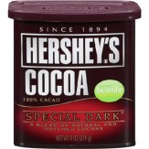 HERSHEY'S COCOA Special Dark 100% Cacao 225g