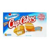 Hostess Orange Cup Cakes