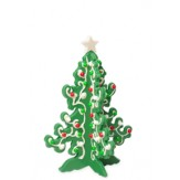 Holiday Tree 3-D Kit
