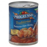 Progresso Manhattan Clam Chowder 538g
