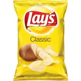 Lay's Potato Chips- Classic 28.3g