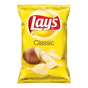 Lay's Potato Chips- Classic 28.3g |