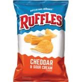 Ruffles Cheddar & Sour Cream Potato Chips 42.5g