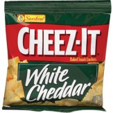 Cheez-It Crackers White Cheddar 42g