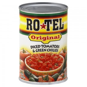 Rotel Original Diced Tomatoes & Green Chilies 283g |