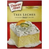 Duncan Hines Tres Leches Cake Mix 402g