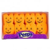 Peeps Marshmallow Pumpkins x8
