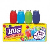 Little Hug Fruit Barrels 20x237ml DATED STOCK